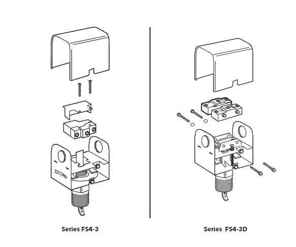 mcdonnell  u0026 miller series fs250 flow switches