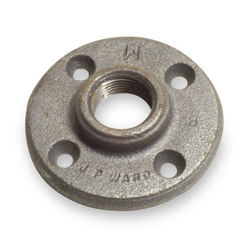 Pipe fittings cast iron flanges