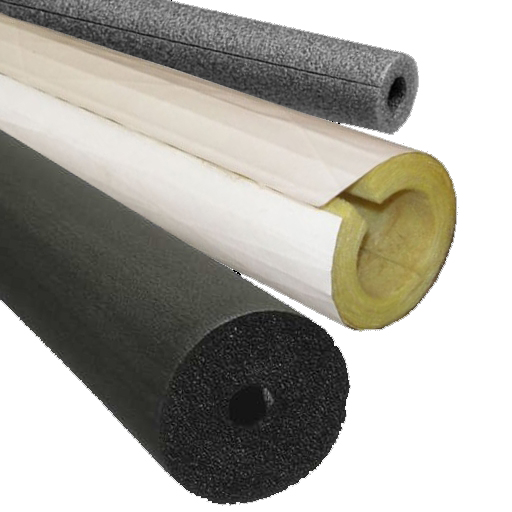 Fiberglass foam pipe insulation for Insulation for copper heating pipes