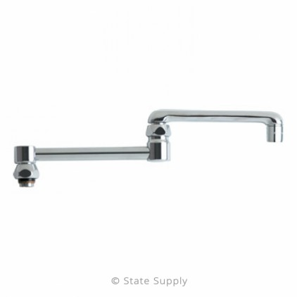 Chicago Faucets DJ13BVBJKABCP - 13\