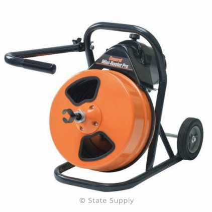 General Wire MRP-B - Mini-Rooter Electric Drain Cleaner
