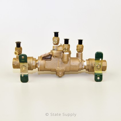watts 0063030 009m3qt 3 4 npt brz backflow preventer. Black Bedroom Furniture Sets. Home Design Ideas