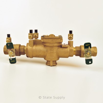 watts 0063020 009qt backflow preventer w double check valve. Black Bedroom Furniture Sets. Home Design Ideas