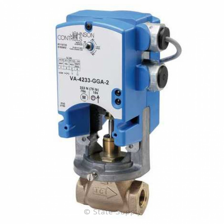 Johnson Controls VA-4233-GGA-2 - 24V Proportional Direct-Mount Valve  Actuator