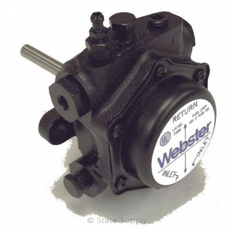 Webster R Series Fuel Pump Oil Pump 22R221C-5C14 NEW in Box