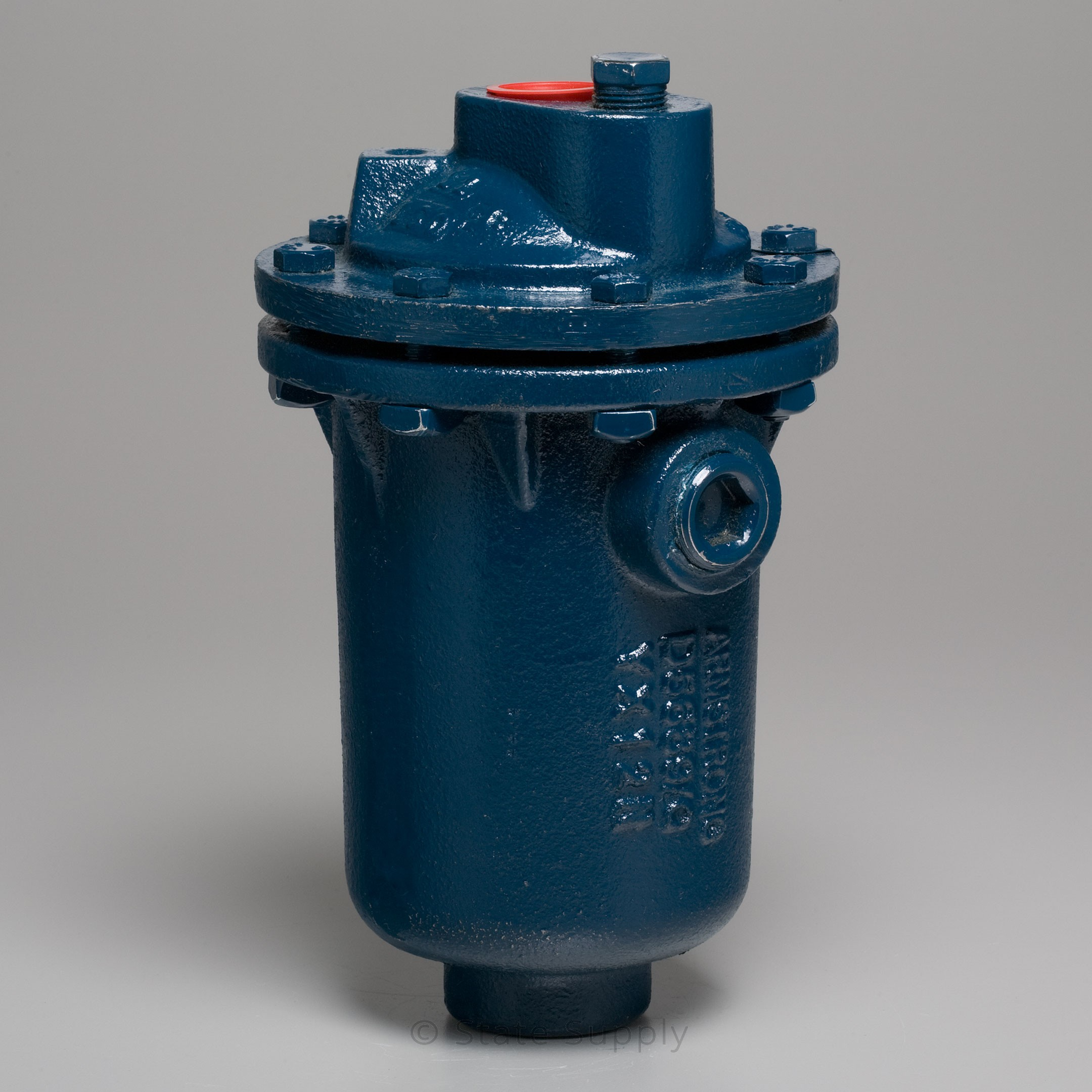 Armstrong Model 215 1 1 2 Quot 60 Psi Vertical Cast Iron